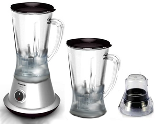 BRAND NEW PANASONIC MX-GX1561 220V BLENDER WITH GRINDER