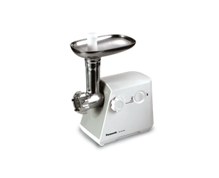 Panasonic 220v MKMG1360 Meat Grinder 220 240 Volt Meat Mincer Powerful 1300 W