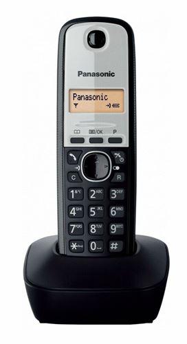Panasonic KX-TG1911 220-240 Volt Cordless Phone For Export ...