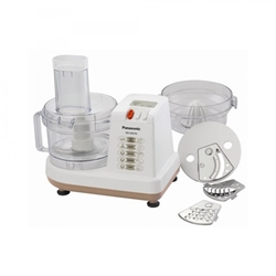 Panasonic MK-5087M  6-In-1 Food Processor 220/240 Volt OVERSEAS USE ONLY (NON USA)