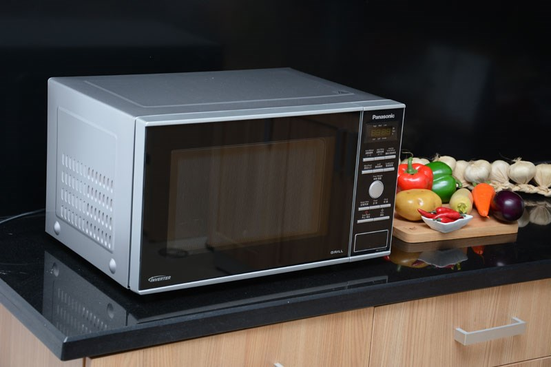 Panasonic Nn Gd371 220 Volt 25l Microwave Oven With Grill