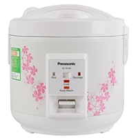 Panasonic Rice Cooker NEW SR-TR184 - 1.8L 220-230 Volts for Europe Asia Africa