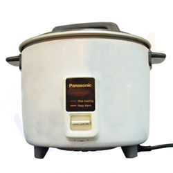 Panasonic 220 Volts Rice Cooker Steamer 1.8 Litre 10-Cup 220v European Cord Plug