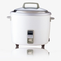 Panasonic 220 Volt 20 Cup Large Rice Cooker 220v 240V Voltage For Overseas Use
