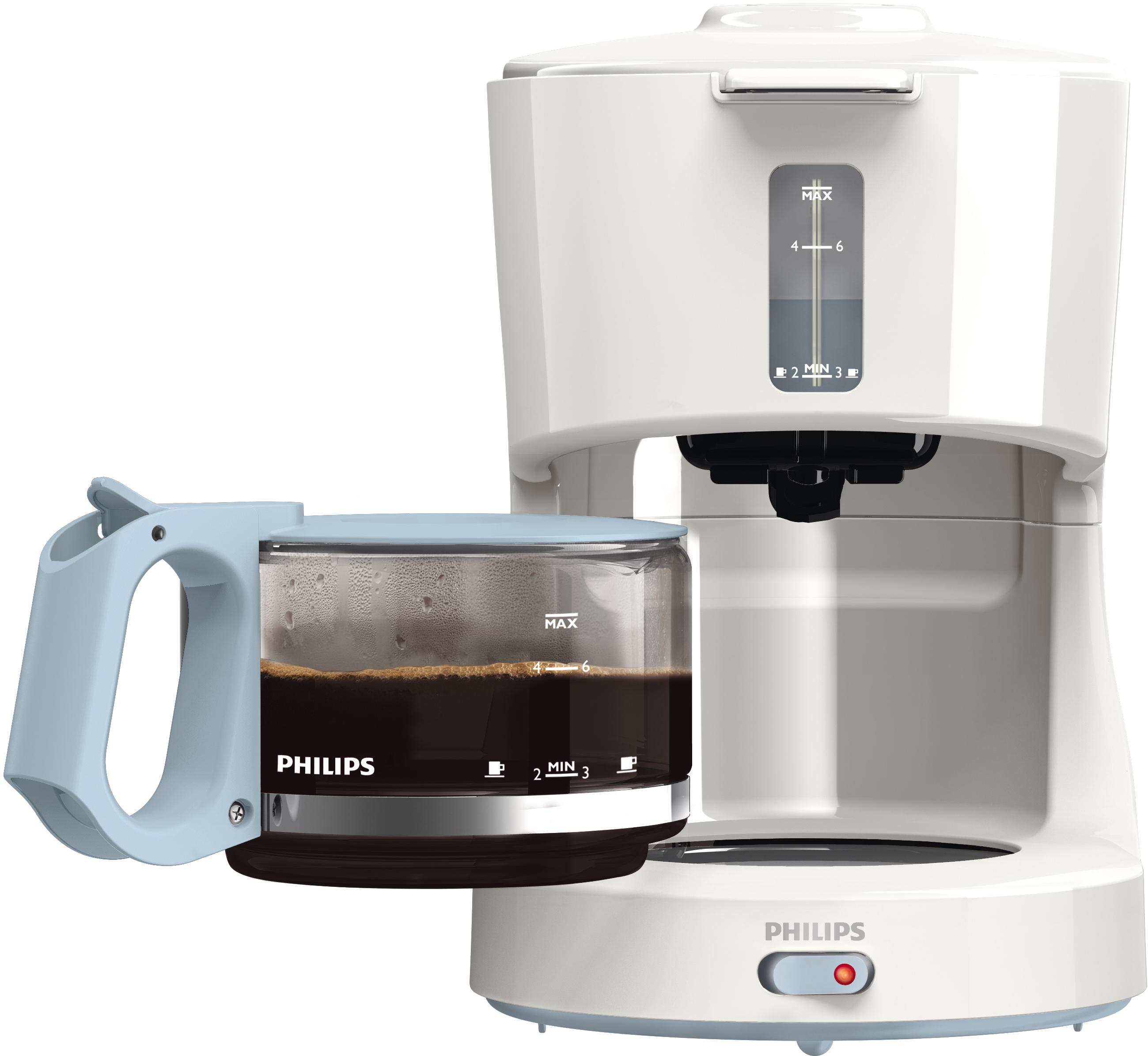 Philips HD7447 220 Volt 10-Cup Coffee Maker 220V-240V For Export Overseas Use