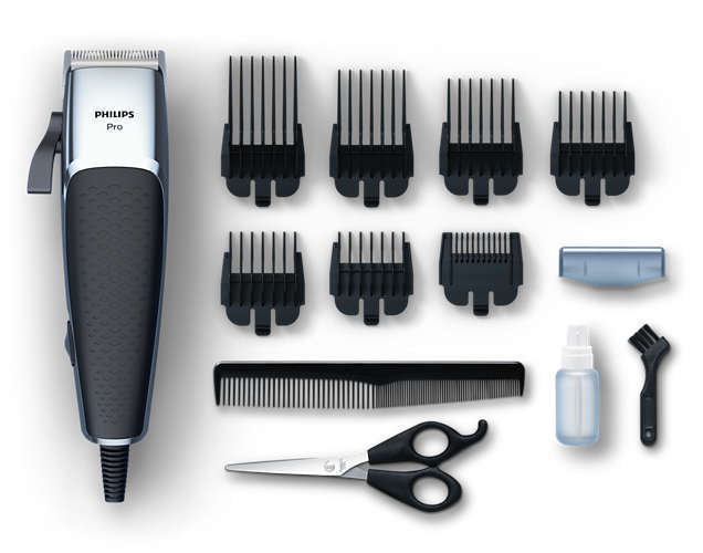 Philips HC5100 Pro Hair Clipper 220-240V For Europe Asia Africa OVERSEAS USE ONLY (NON USA)