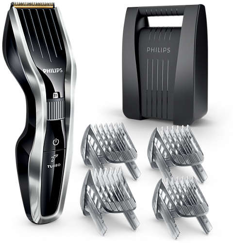 Philips HC5440 Cordless Beard Trimmer For Worldwide Use 110-220v Dual Voltage