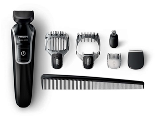 Philips QG3342 Multigroom Hair Clipper 100-240 Volt Trimmer Worldwide Use