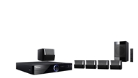 Pioneer 5.1 Region Code Free DVD Home Theater System Use Worldwide 110/220V