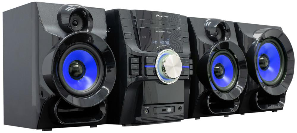 Pioneer - Pioneer NEW Powerful DVD Stereo System w/USB MP3