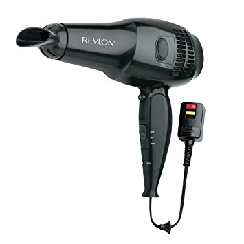 Revlon RVDR5012 Retractable Cord Ionic Ceramic Technology 1875 Watt Hair Dryer