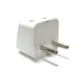 SS711 Euro/Asian 2-Input Universal Plug Adapter European plug adapter,adapter plug,adaptor,SS411 plug,socket,universal plug,adapters,FRANCE,europe,asia,africa,india,uk,universal adapters,220 plug,220v adapter,220 volt adapter,220 adaptor