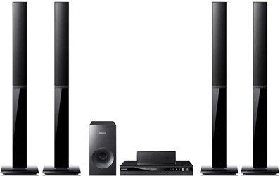 Samsung 5.1 DVD Home Theater System PAL NTSC 110V 220V Use Worldwide Samsung HTE355K, SAMSUNG HOME THEATER SYSTEM, SAMSUNG 220V HOME THEATER, 220 VOLT HOME THEATER SYSTEM, 220 VOLT SAMSUNG, SAMSUNG 220 VOLT, 220V SAMSUNG HOME THEATER