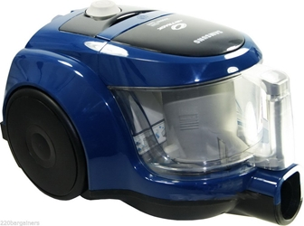 Canister Rolling Vacuums