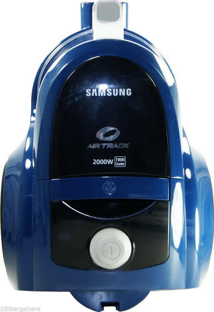 Samsung Samsung Bagless Canister Vacuum Cleaner 220v