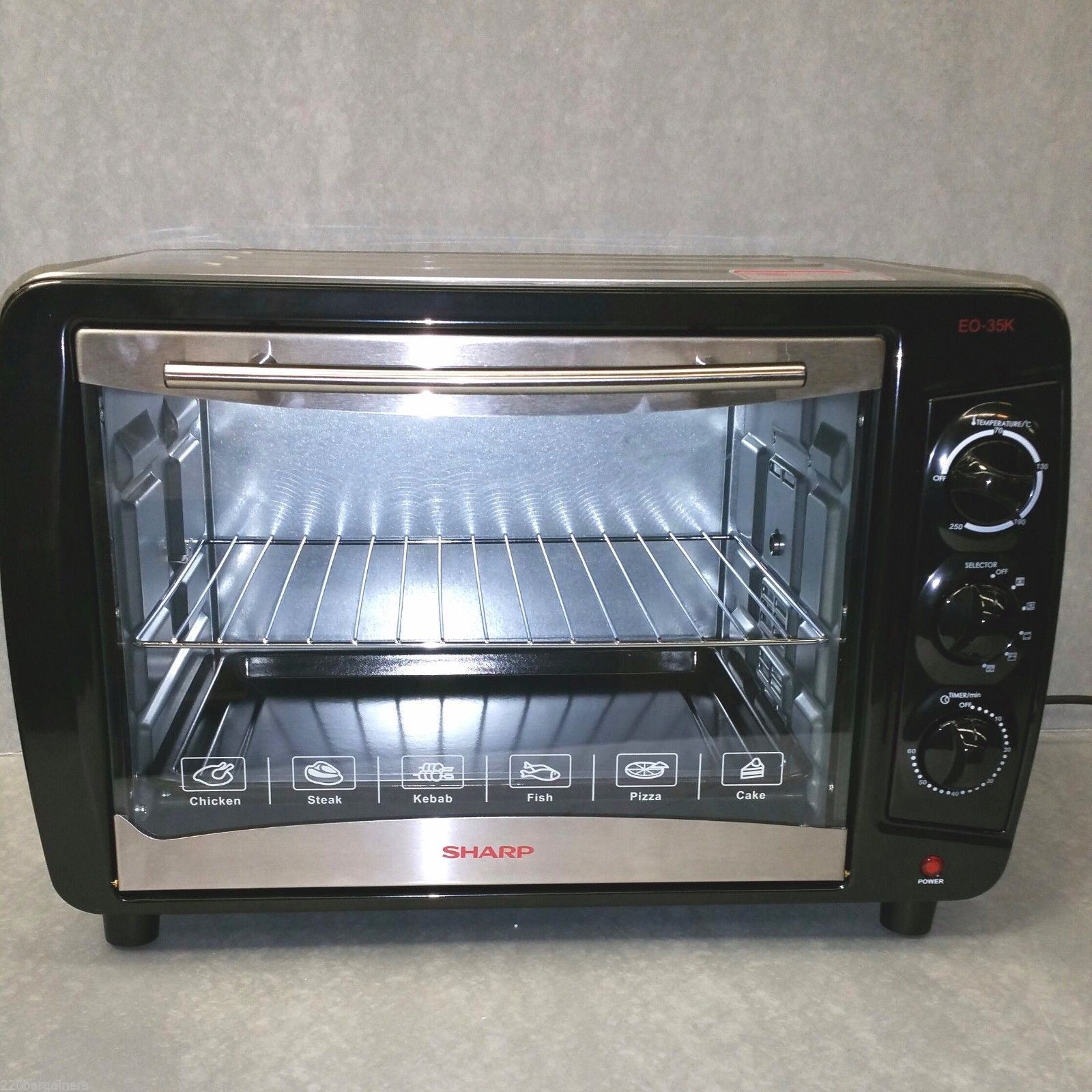 cuisinart product steel air ovens fryer large big toasters toaster stainless oven