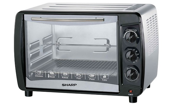 Sharp Sharp 220 Volt Large 35l Toaster Oven Not For Usa For Asia Europe Africa Eo 35k