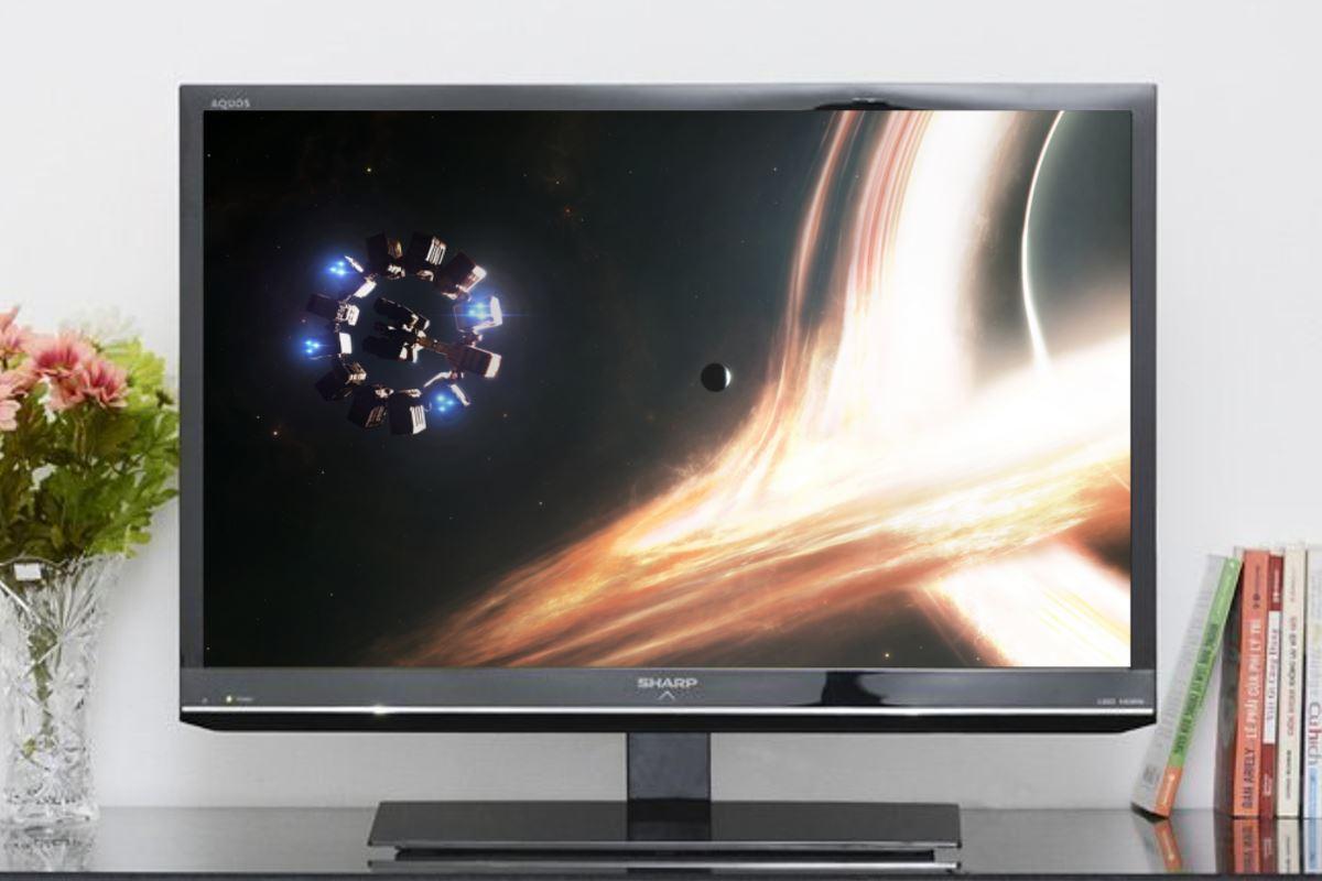 Sharp Led Tv 24 Lc24le175i Lc32le155m 32 Hd Pal Ntsc