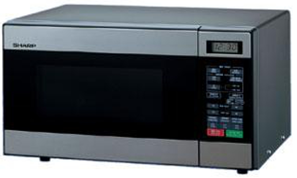 Sharp R 299 220 Volt Medium Size 22l Microwave Oven