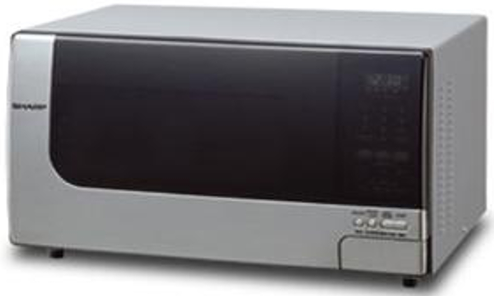 Sharp R 397 220 Volt Extra Large 33l Microwave Oven