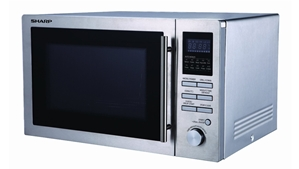 Sharp NEW 220 240 Volt 25L Combination Microwave Convection Oven GRILL 220v 240v