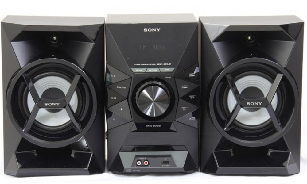 Sony Mhc Ecl5 Dual Voltage Modern Stereo System W Usb