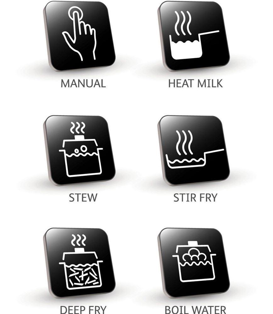 tefal tefal 220 volt induction cooker hot plate burner. Black Bedroom Furniture Sets. Home Design Ideas