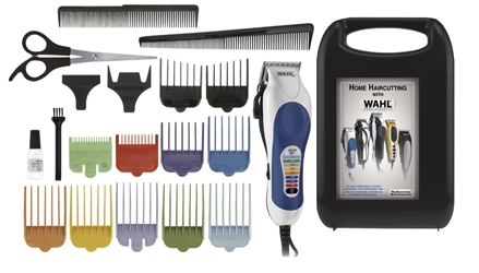 WAHL 220 Volt Hair Clipper Trimmer (NON-USA MODEL) for Europe Africa - 79400 WAHL 79400