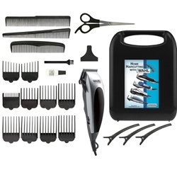 WAHL 220 Volt Hair Clipper Beard Mustache Trimmer Kit - 9243 WAHL 9243