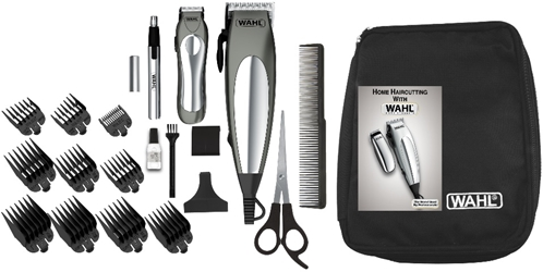 WAHL 220 Volt Hair Clipper Trimmer (NON-USA MODEL) for Europe Africa - 79305 WAHL 79305