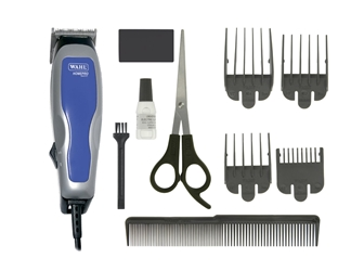WAHL 9155 220 Volt 10 Piece Hair Clipper Beard Mustache Trimmer WAHL 9155