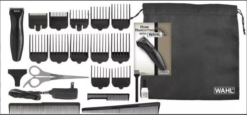 WAHL Cordless Hair Clipper Beard Mustache Trimmer - Dual Voltage! 9639 WAHL 9639