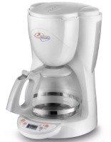 DeLonghi NEW 220v 10-Cup Programmable Coffee Maker 220 Volt for Europe Asia