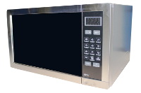 Sharp 220V 240 Volt Extra Large 34L Stainless Steel Microwave Oven 220V for Asia