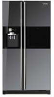 SAMSUNG RS21HFLMR H SERIES SIDE BY SIDE REFRIGERATOR 220 VOLTS 50HZ