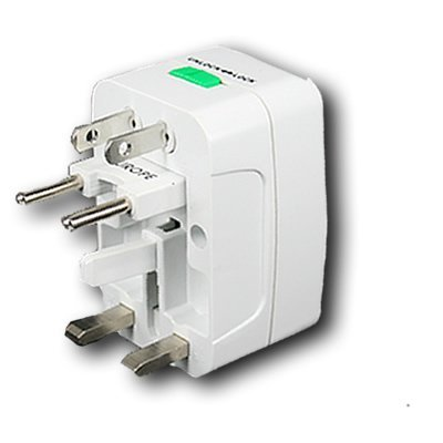 World Multi Travel Plug adapter