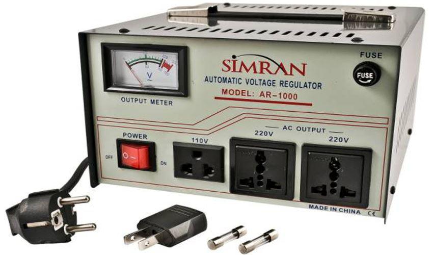 Norstar 3000 Watt Voltage Converter /& Stabilizer 110V 220V Transformer 3000W