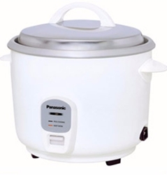 Panasonic SR-E28 220 Volt Large 15-Cup Rice Cooker Panasonic SR-E28, SR-E28, PANASONIC SRE28, SRE28, PANASONIC RICE COOKER, 220-240V, 220-240 VOLT, RICE COOKER FOR EXPORT, RICE COOKER FOR OVERSEAS, INTERNATIONAL RICE COOKER