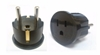Plug Adapter European / Asian Schuko Plug Adapter - USA to Europe / Asia
